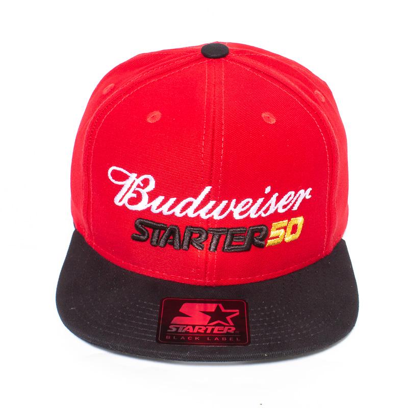 Boné Starter Aba Reta Snapback Budweiser