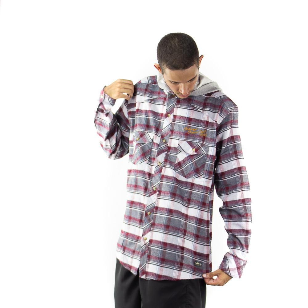 Camisa Xadrez Onbongo