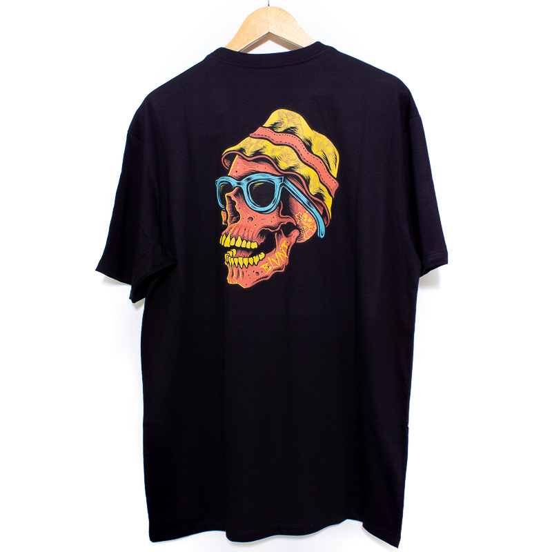 Camiseta Basica Blunt Bucket Preto