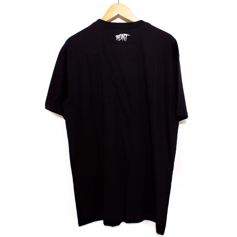 Camiseta Basica Blunt Pocket Preto