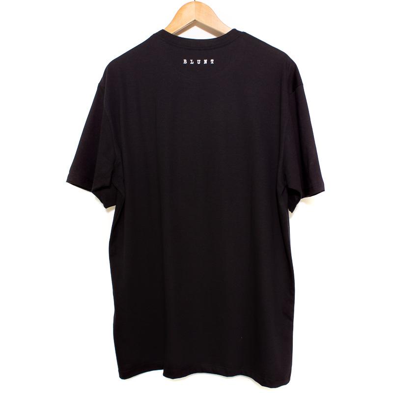 Camiseta Basica Blunt Skull Preto