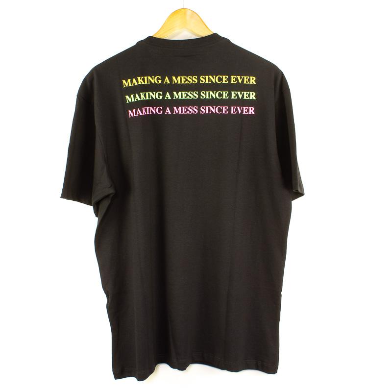 Camiseta Basica Blunt Three Preto