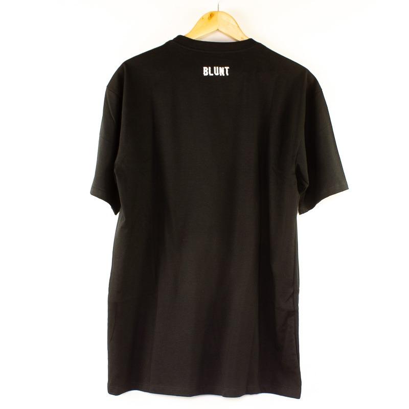 Camiseta Blunt Basica Television Preto