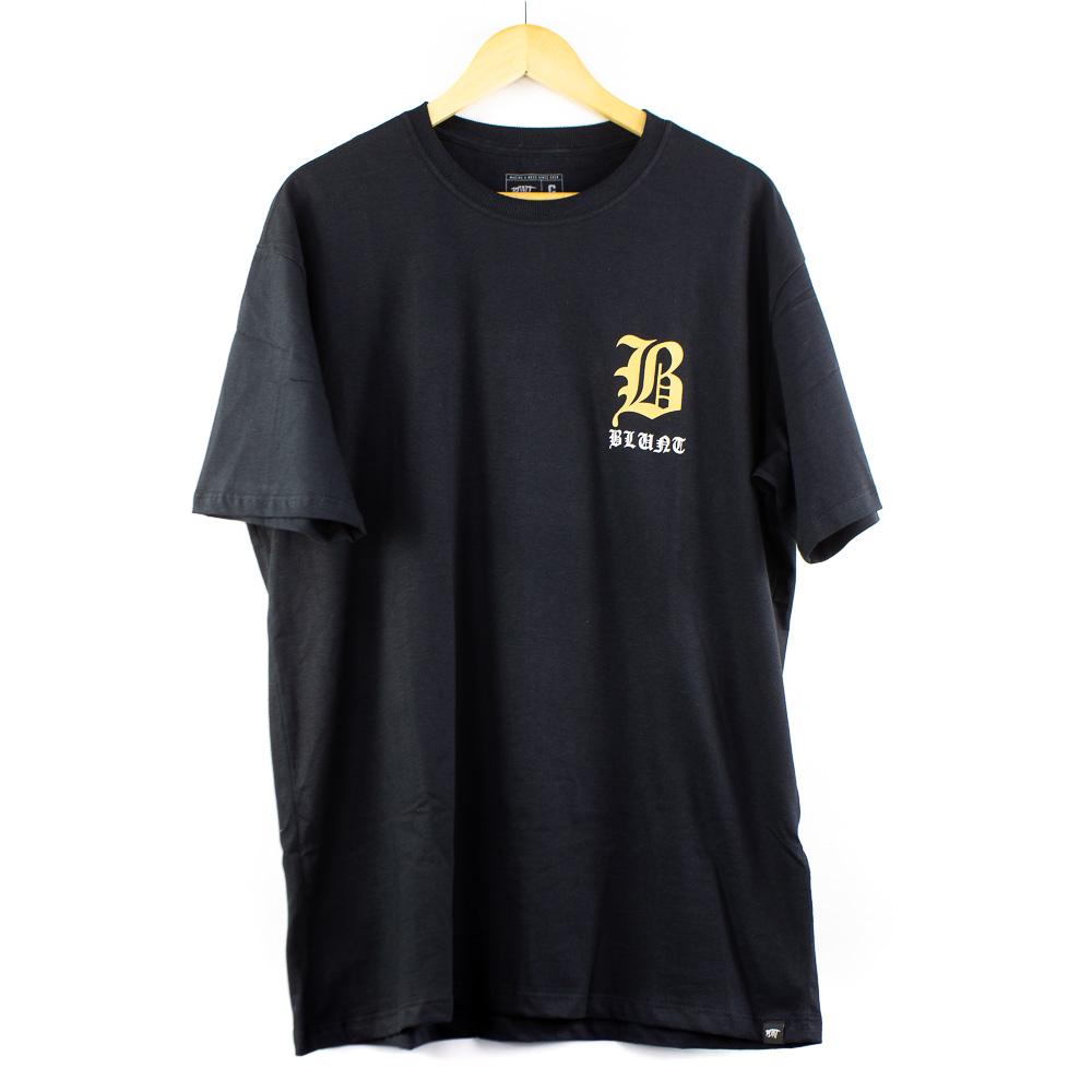 Camiseta Blunt Egypt Preto Big