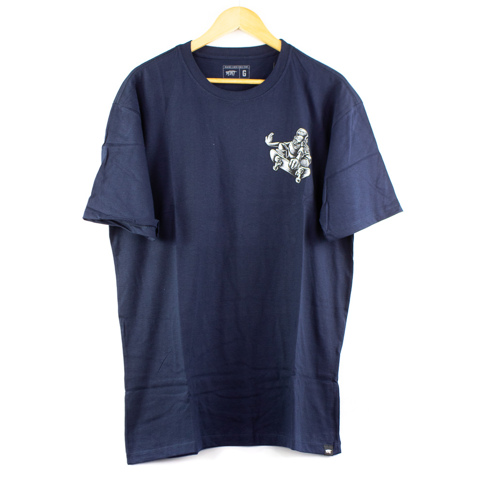 Camiseta Blunt Smile Marinho
