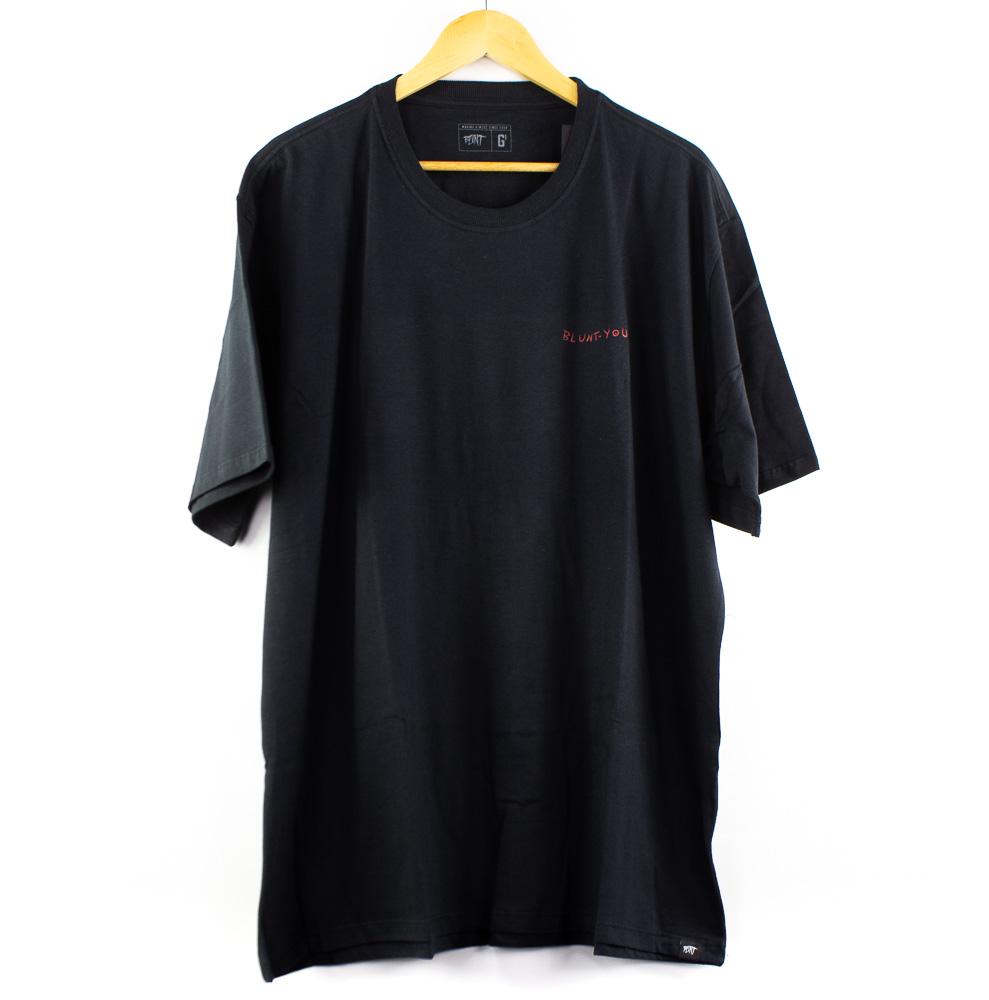 Camiseta Blunt - You Preto Big