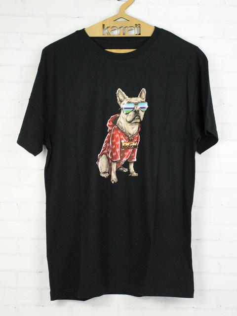 Camiseta DGK Frenchie