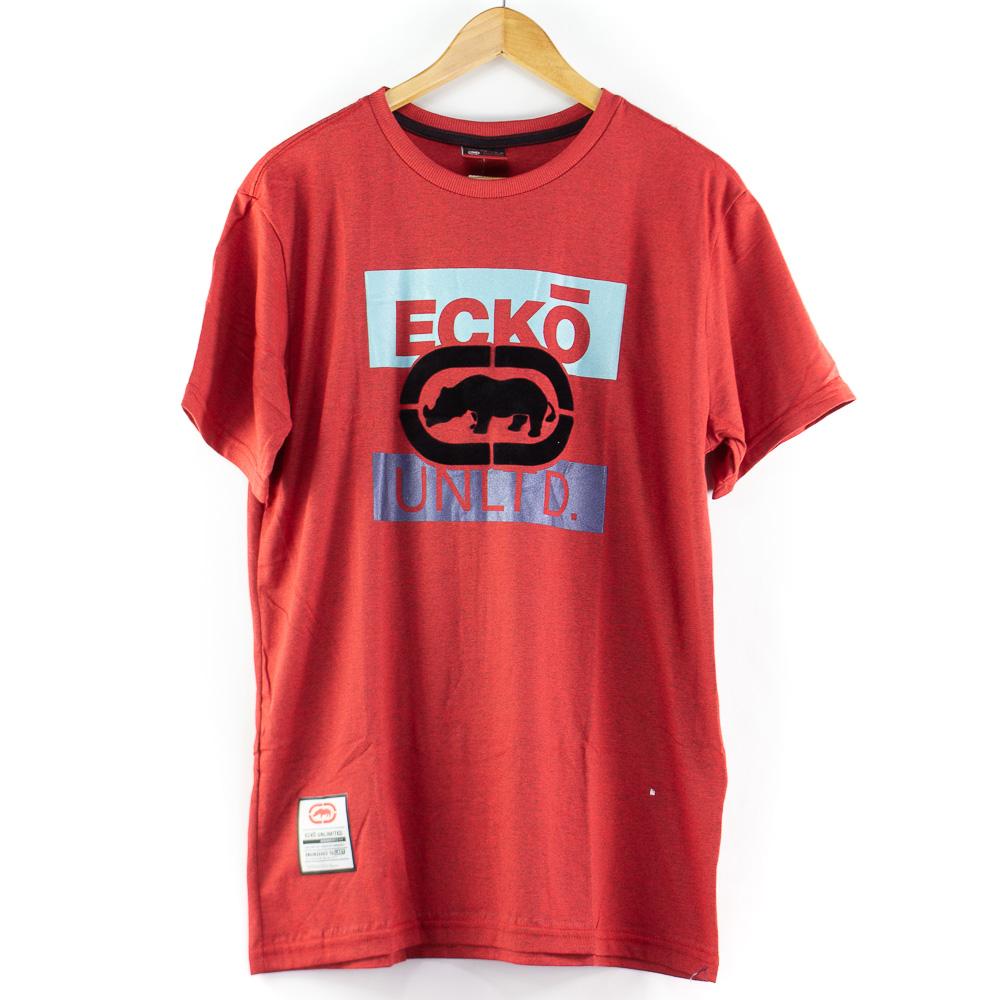 Camiseta Ecko Estampada E909A