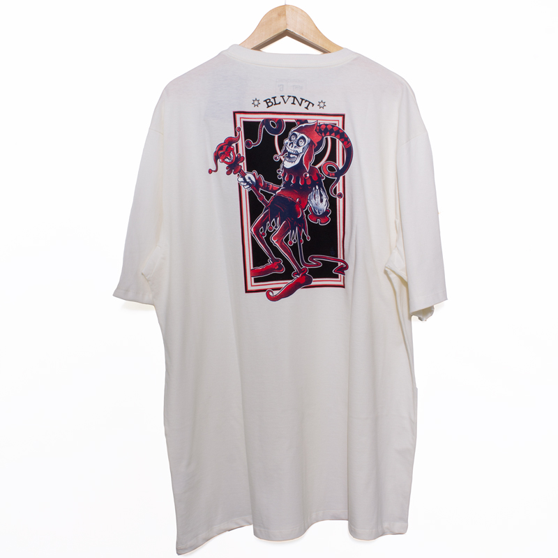 Camiseta Extra Blunt Joker Off White