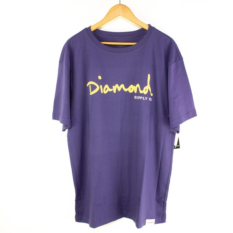 Camiseta Extra Diamond Og Script Tee Purple