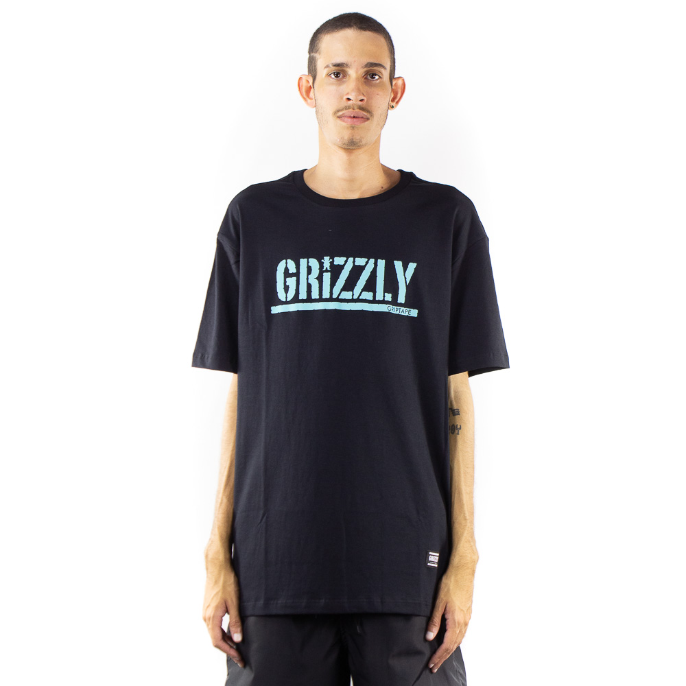 Camiseta Grizzly Stamp Tee