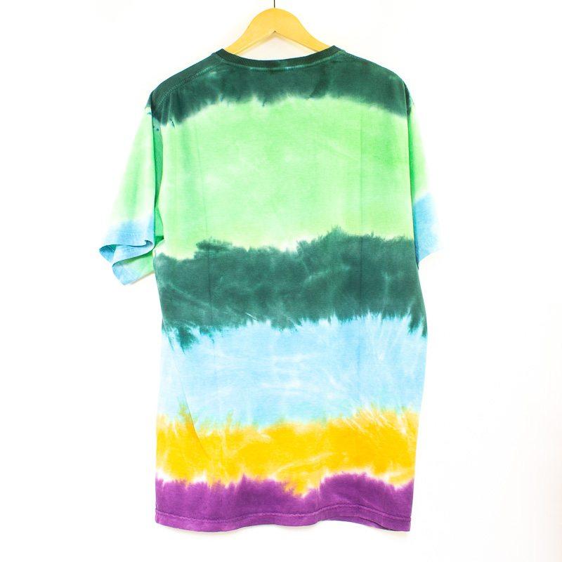 Camiseta High Tee Kidz Tie Dye Green