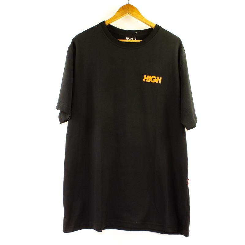 Camiseta High Tee Strenght Black