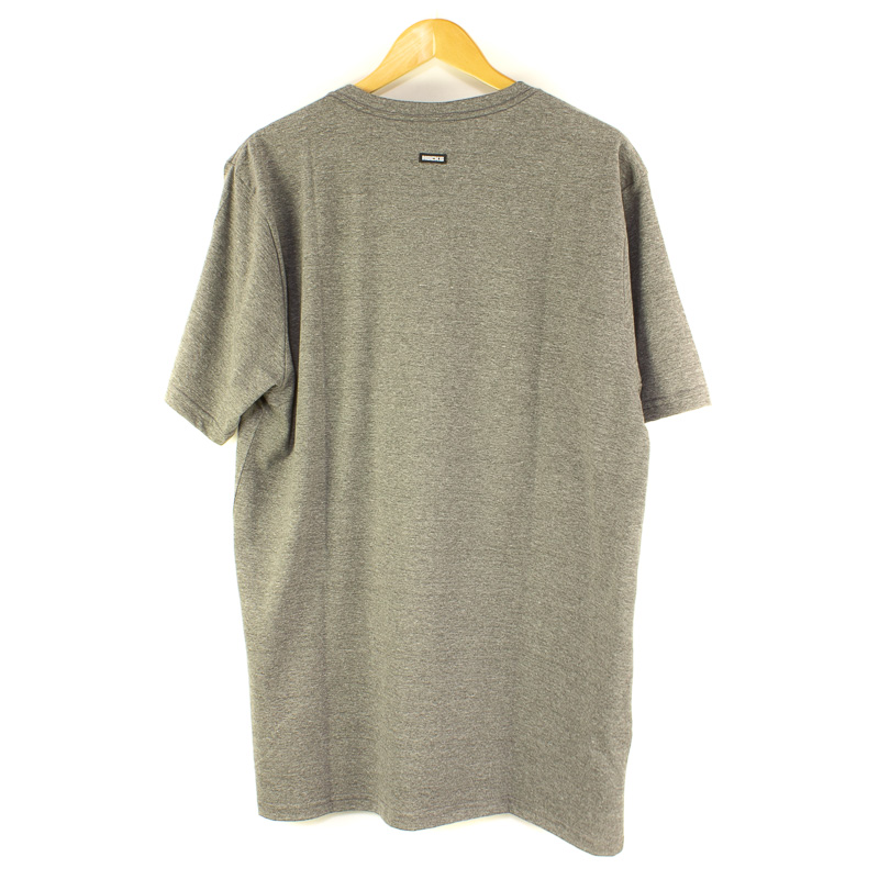 Camiseta Hocks Decalque Mescla Escuro