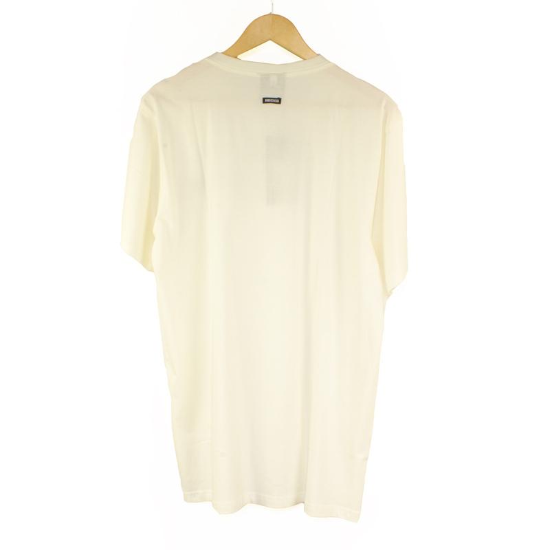 Camiseta Hocks Promo Cruz Off White