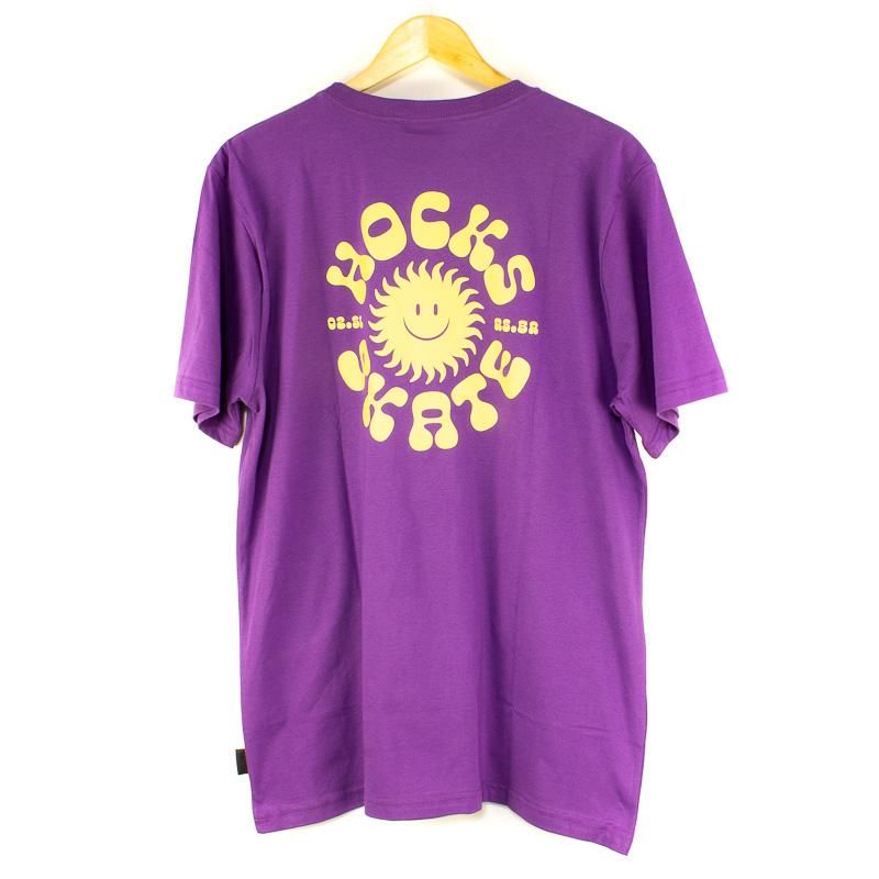Camiseta Hocks Sol Roxo