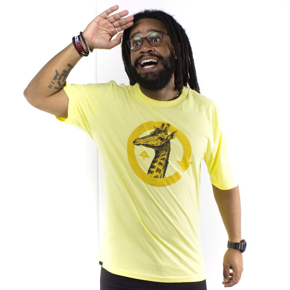 Camiseta LRG Giraffa