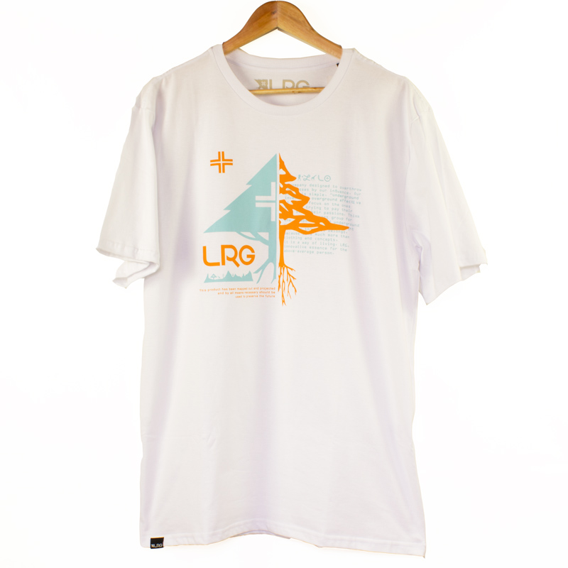 Camiseta LRG Organic