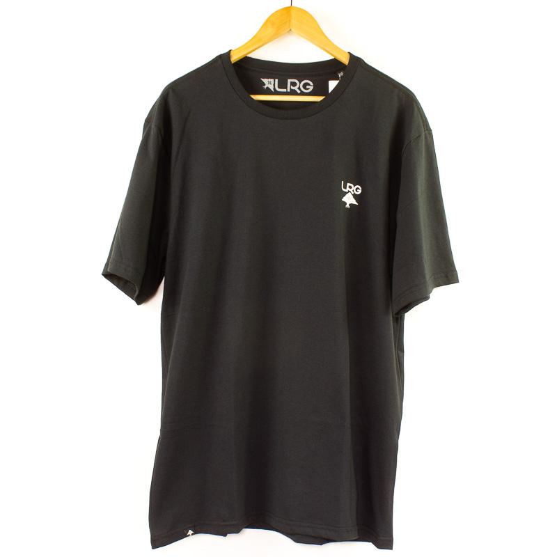 Camiseta LRG Size Logo