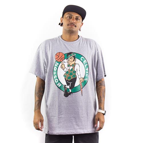Camiseta NBA Boston Celtics Cinza