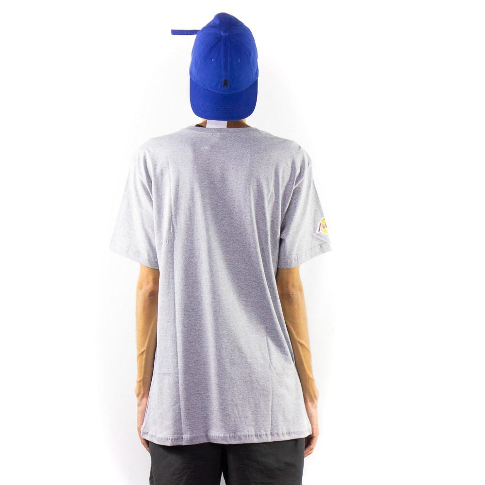 Camiseta NBA Lakers Cinza