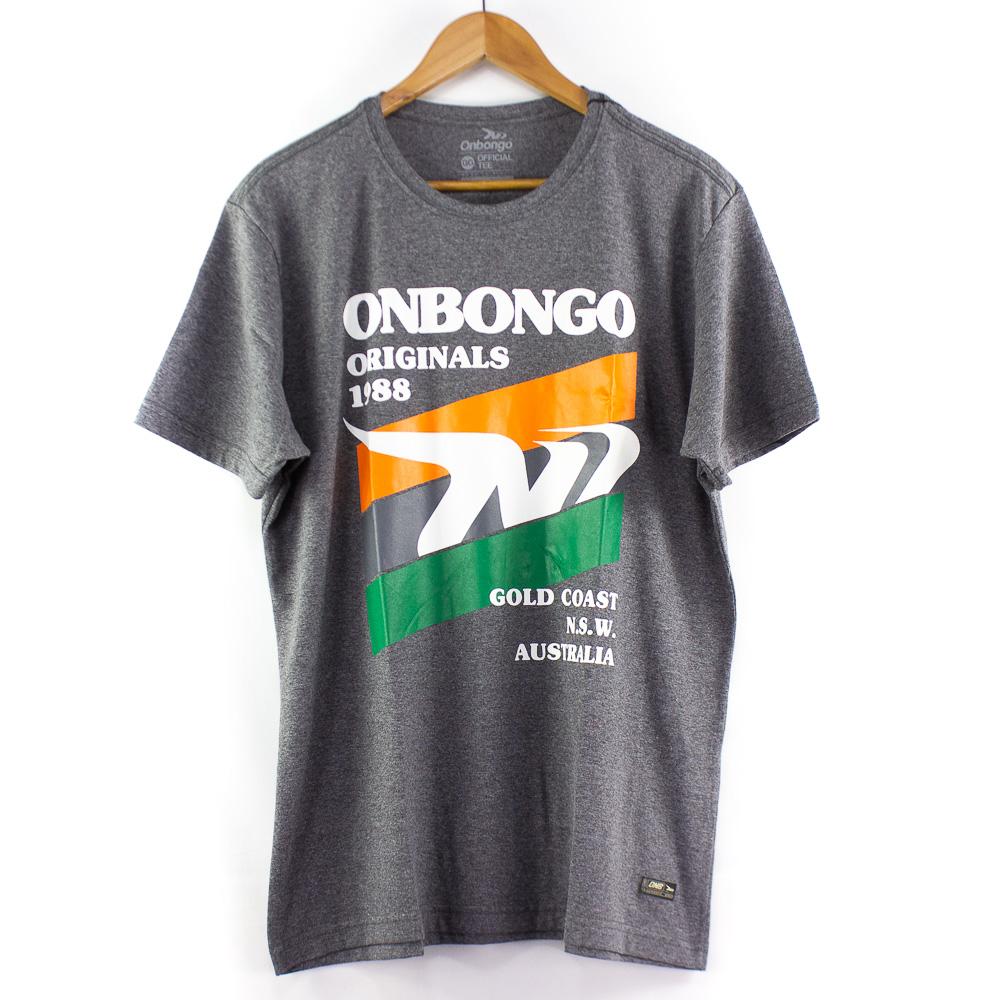 Camiseta Onbongo Masc B386A