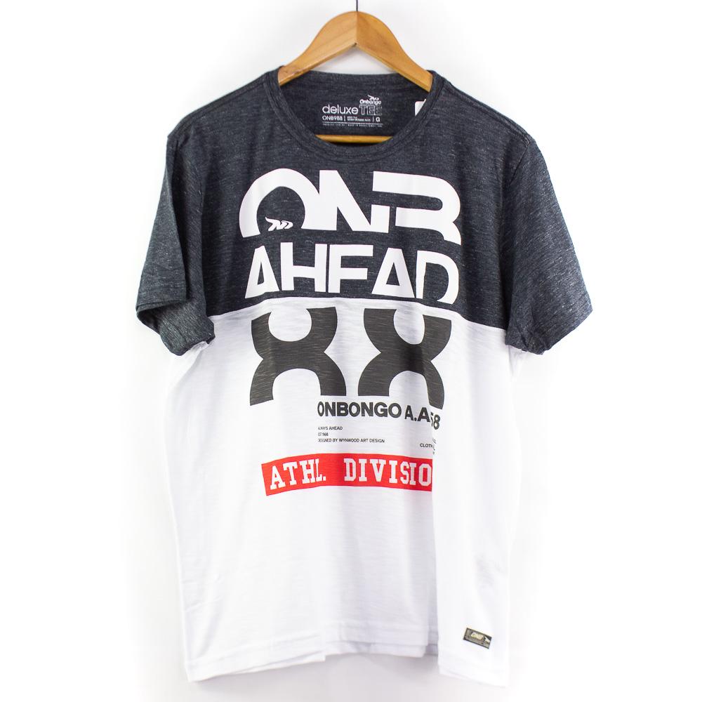 Camiseta Onbongo Masc B433A