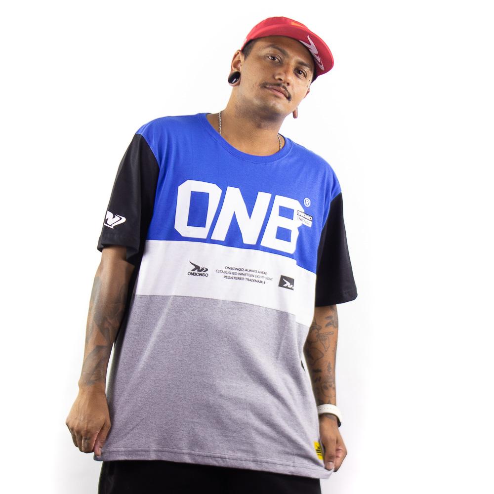 Camiseta Onbongo Masc B619