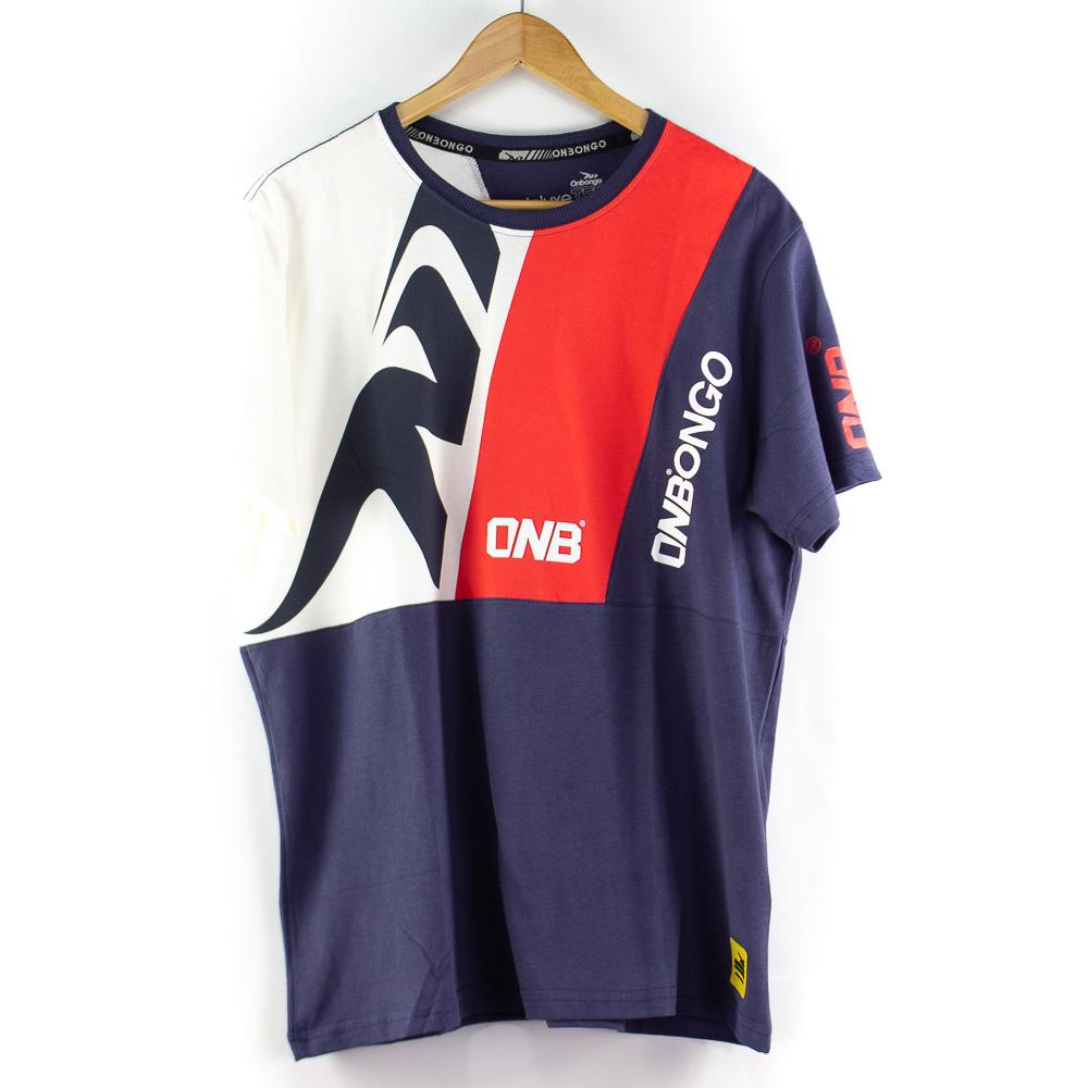 Camiseta Onbongo Masc Especial B620B