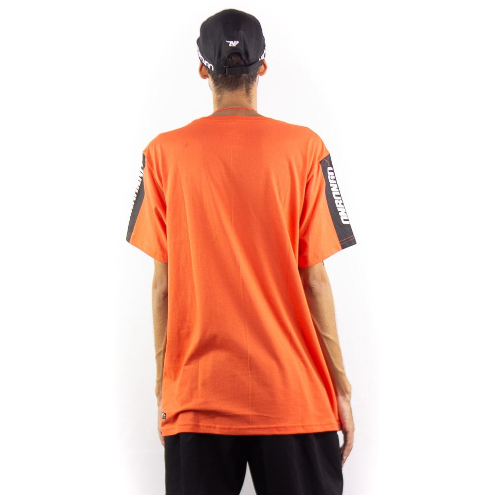 Camiseta Onbongo Masc Estampada B391A