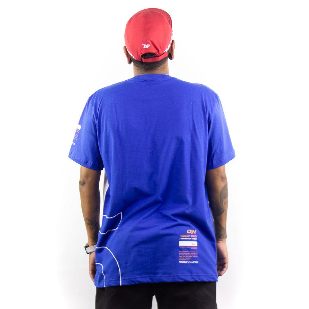 Camiseta Onbongo Masc Estampada B401