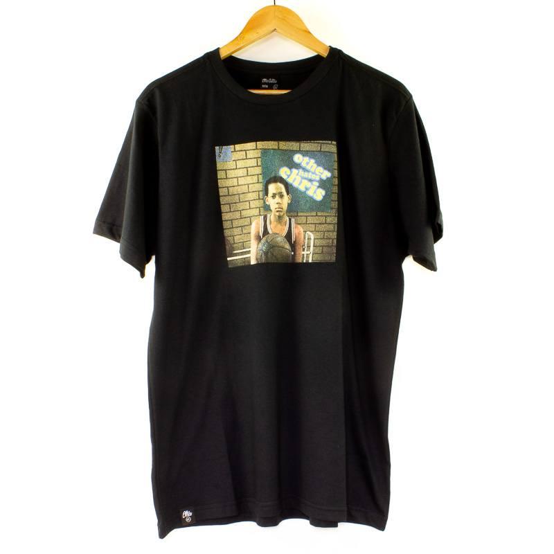 Camiseta Other Culture Chris Preta