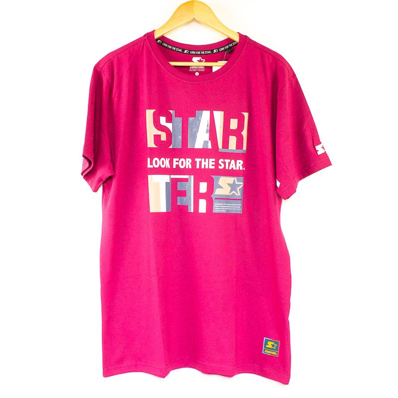 Camiseta Starter Rosa