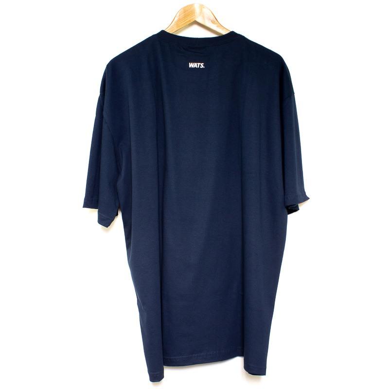 Camiseta Wats Box Azul