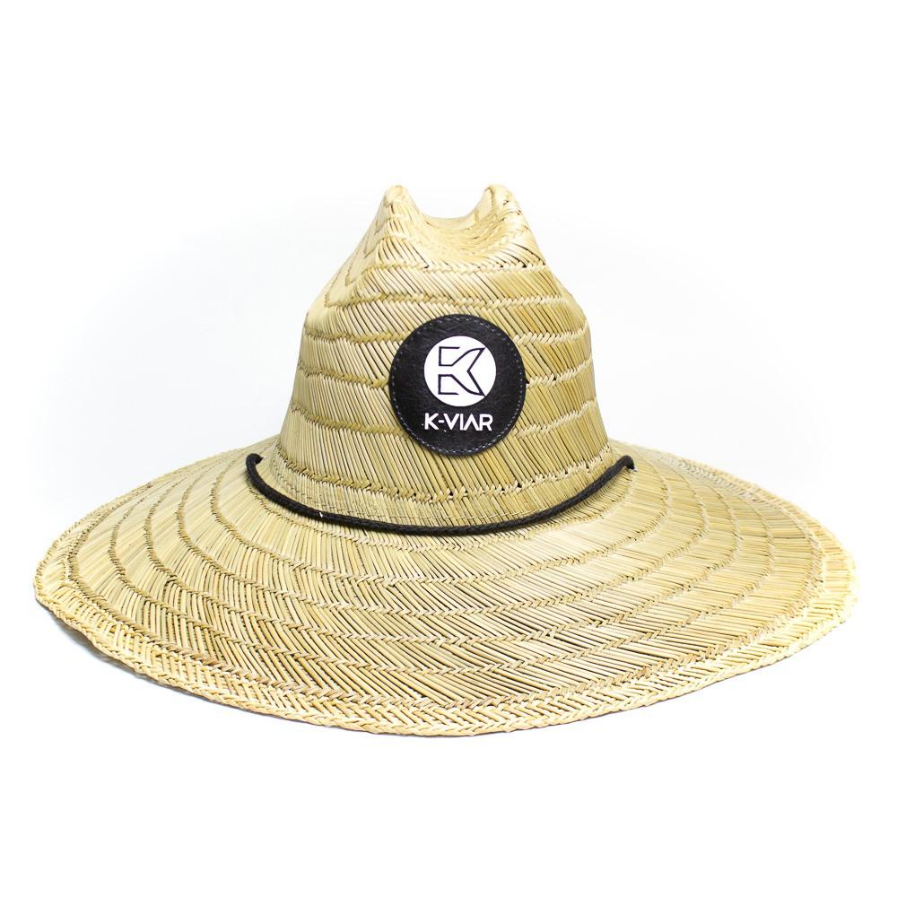 Chapéu K-viar de Palha