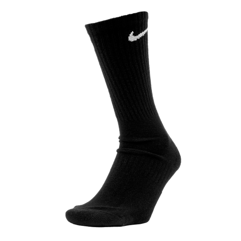 Meia Nike Everyday Cotton Cushioned Crew 6 pares