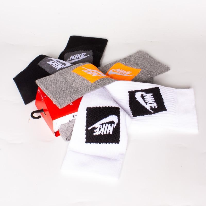 Meia Nike Everyday Essential Crew 3 Pares