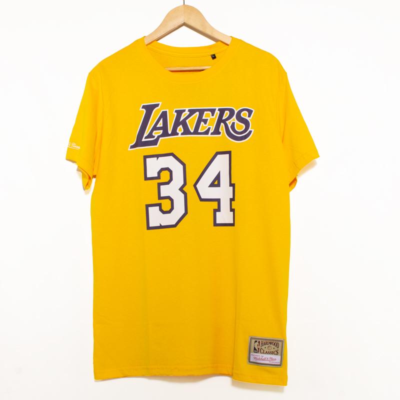 Camiseta Mitchell & Ness Lakers