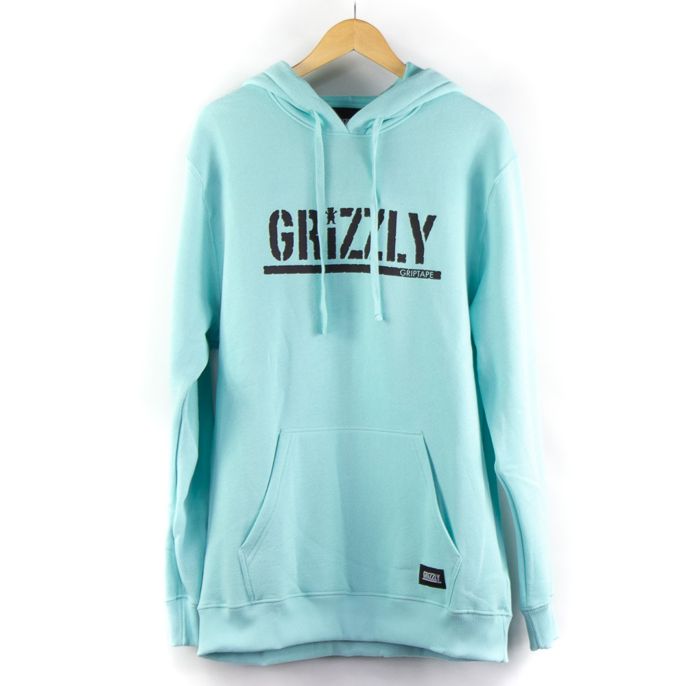 Moletom Grizzly Stamped Hoodie