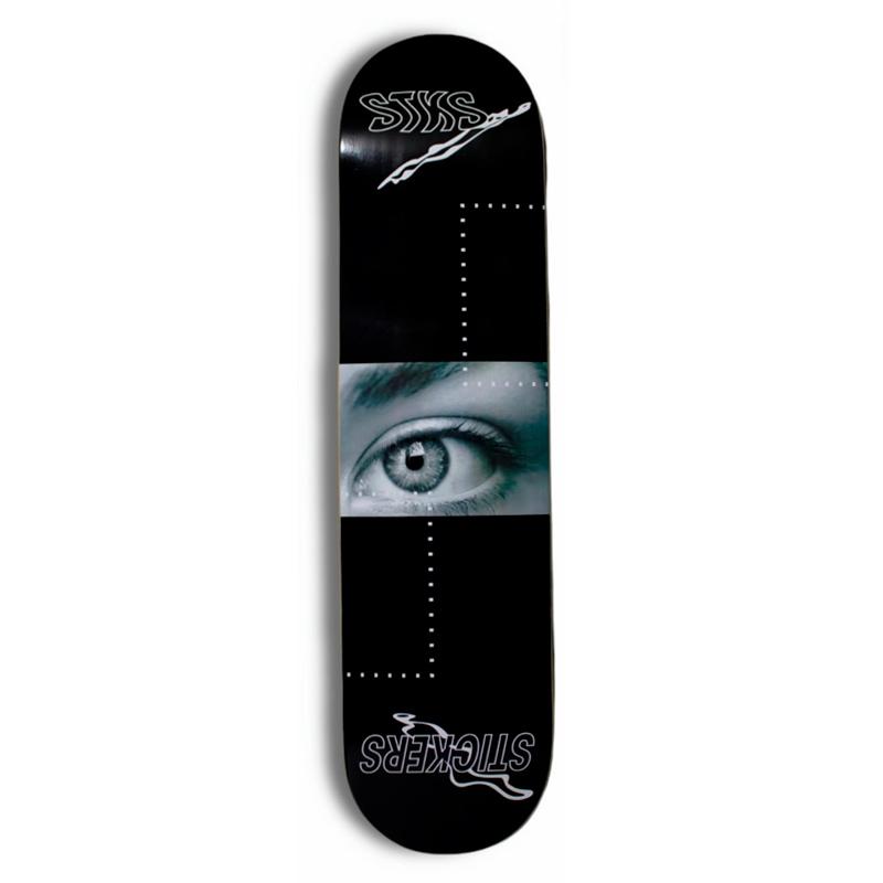 Shape Stickers Pisco Eyes