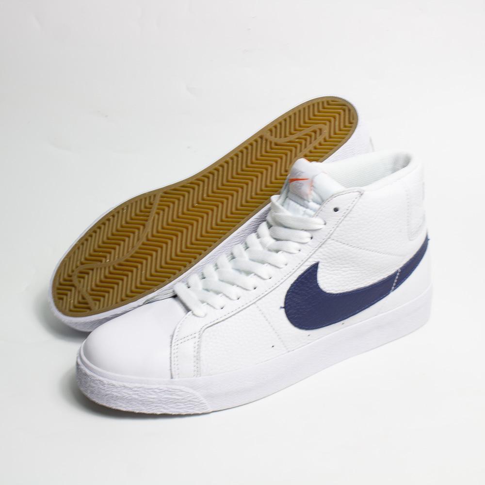 TÊNIS Nike SB Zoom Blazer Mid Iso Branco DC4472100