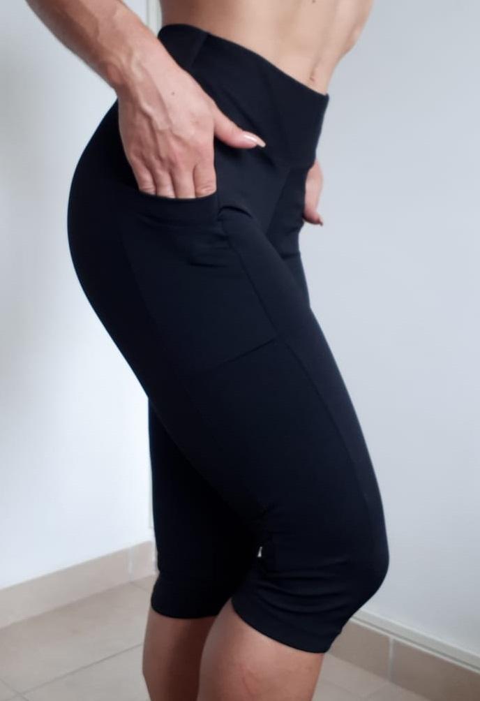 Corsário Legging Fitness Academia - Com bolso