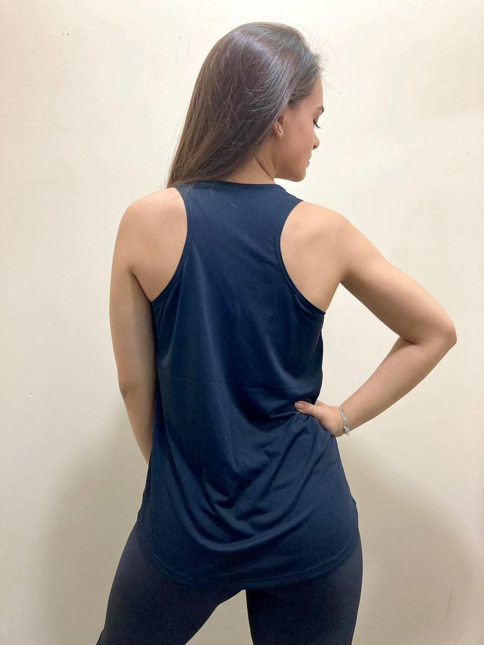 Regata Academia Fitness - Dry Fit Poliamida - Furinho