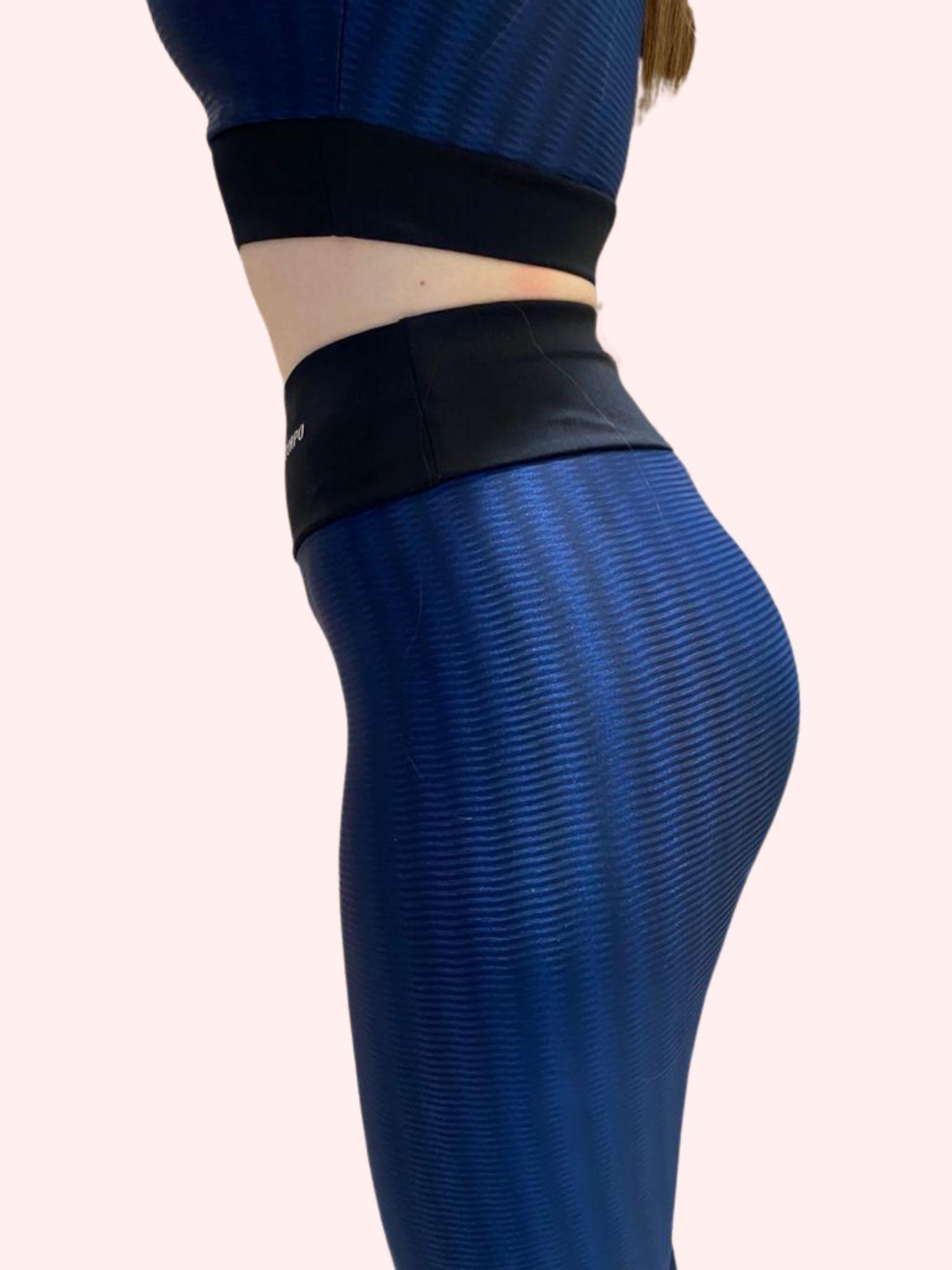 Calça Fuso New Vision Azul