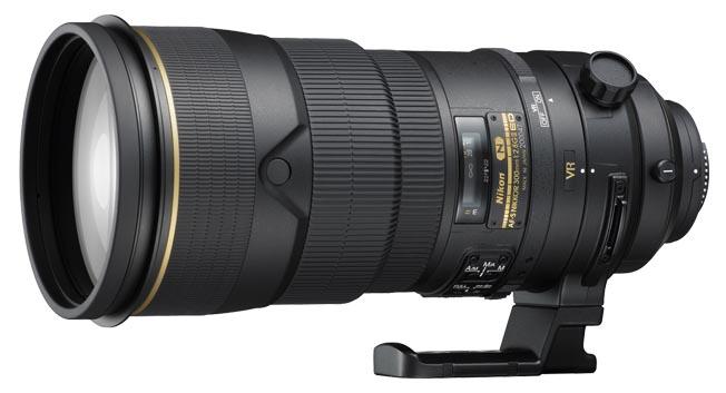 LENTE NIKON 300mm f/2.8G ED VR II AF-S NIKKOR