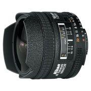 LENTE NIKON 16mm f/2.8D AF FISHEYE - OLHO DE PEIXE