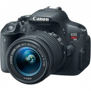 CANON EOS REBEL T5i  KIT 18-55mm STM - 18MP