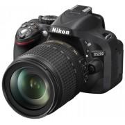 NIKON D5200 + KIT 18-105MM - 24MP