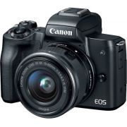 CANON EOS M50 KIT 15-45mm F/3.5-6.3 IS STM - 24.1 MP