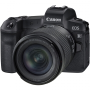 CANON EOS R KIT 24-105MM F/4-7.1 IS STM - 30.3MP